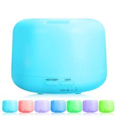Ultrasonic Aromatherapy Humidifier Essential Oil Diffuser Air Purifier for Home Mist Maker Aroma Diffuser Fogger LED Light 300ML Home Mist Maker Ultrasonic Mist Maker Ultrasonic Aromatherapy Humidifier Online with $19.68/Piece on Leadvan's Store | DHgate.com