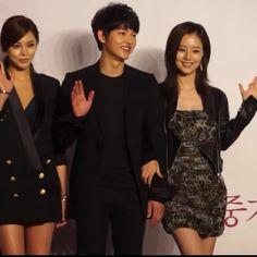 #NiceGuy Tanıtım toplantısından...Moon Chae Won ve o sempatikliği!! @myu_bless Diziyle ilgili paylaşımlar—>#NiceGuykcd #SeoEunGi #KangMaRoo…