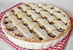 Almás pite Cake Recipes, Dessert Recipes, Winter Food, Apple Pie, Tart, Sweet Treats, Cheesecake, Deserts, Muffin