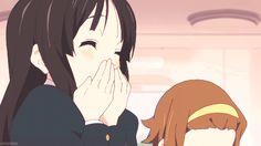 so cute  | Mio x Ritsu