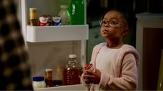 My inquiring mind wants to know: Am I the only one who doesn't find the Yoplait commercial  with the cute little Black girl with glass...