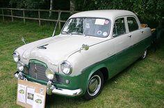 1956 : Ford Zephyr 111 Zodiac 1956