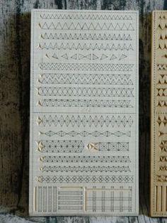 Práctica tabla de tilo para la práctica de multinivel y talla