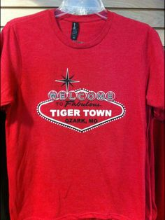Ozark Tigers