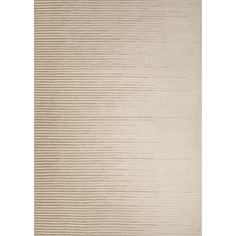 Bristol By Rug Republic Wool Hand Tufted Ivory/White Area Rug