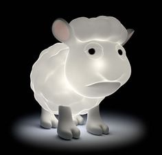 USB Seamour Sheep Illuminative which plugs into the USB port of your computer. #Light #Sheep #USB
