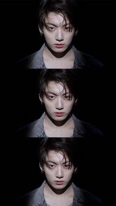 He kinda looks like vampire..
