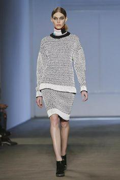 Derek Lam Ready To Wear Fall Winter 2014 New York - NOWFASHION