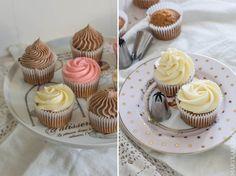 Базовый рецепт капкейков: идеальный крем и нежнейшие кексы | Mary Bakery