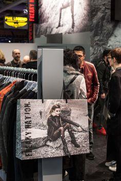 #freakynation #sophiathomalla #leatherjackets #promo #style #fashionweek #panorama #berlin