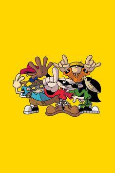 Cartoon Wallpaper Iphone, Cute Cartoon Wallpapers, Classic Cartoon Characters, Classic Cartoons, Couple Cartoon, Cartoon Shows, Cartoon Drawings, Cartoon Art, 90s Cartoons