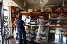Bakery at Canter's Deli