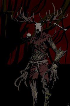 The Witcher, Witcher Art, Arte Horror, Horror Art, Mythical Creatures Art, Fantasy Creatures, Fantasy Character Design, Character Art, Witcher Tattoo