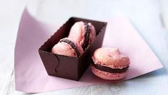 Macaroons are perfect as edible presents. This easy-to-follow recipe shows you how to make them.