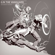 In The Vanguard I do not know what Vanguard is to others. For my guardian, this is the duty of protecting the remnants of humanity. Strange logic for Warlock, isn't it? Destiny Bungie, Destiny Warlock, Destiny Hunter, Destiny Gif, Destiny Comic, Character Art, Character Design, Tattoo Character, Cartoon Gifs