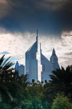Emirates tower, Dubai, UAE