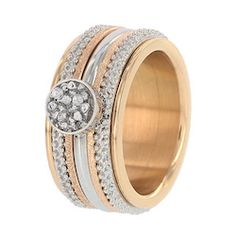 iXXXi ring rose cubic
