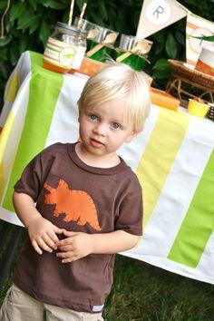 love this Dino shirt