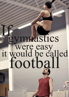 :). The other day at gymnastics, my friend and the fitness coach said this!!