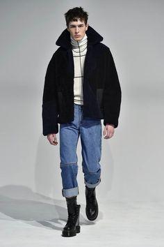 Edmund OoiunveileditsFall/Winter 2016 collectionduringNew York Fashion Week: Men's.