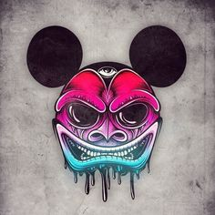 tattoo ideas  #Mickey Mouse