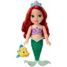 Disney Princess Colors Of The Sea Ariel Doll