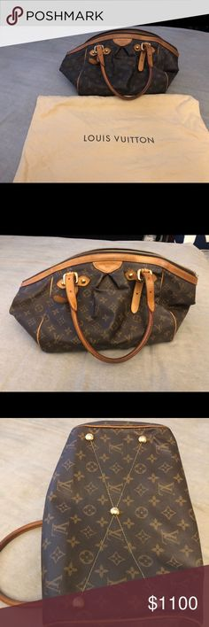 Louis Vuitton Tívoli GM I am selling it because I bought a new purse. I purchased my Tívoli GM back in 09 from neiman Marcus in fashion island Newport Beach. It is in near perfect condition. I paid almost $2000 for it. I am asking $1100 obo. Louis Vuitton Bags