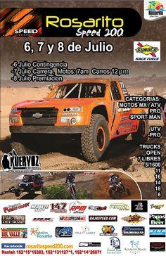 Speed 200, Rosarito Beach Baja California Mexico
