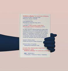 Variations on Beauty: The Construction of Meaning on Behance