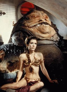 The 80's gave the world Leia's bikini slave outfit and made Carrie Fisher forever immortal in Hollywood annals.