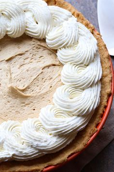 Cookie Butter Pie wi