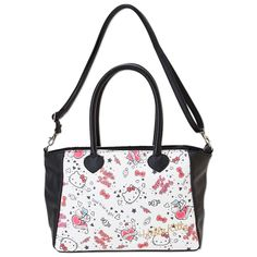 Hello Kitty colorful tote bag Sanrio online shop - official mail order site