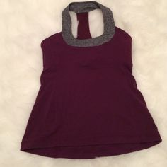 Lululemon Racerback Tank Like new! Only worn once. Removed size tag but this will fit someone that's a size small which is what I am. I want to say it's a 4 or 6 but not positive. lululemon athletica Tops Tank Tops