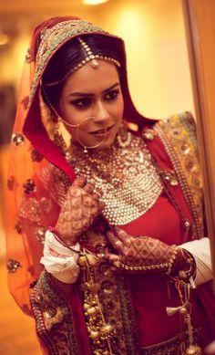 Naughty #Punjabi #Bride