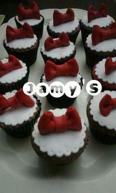 Cupcakes de Lazo