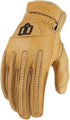 Rimfire Gloves by Icon 1000