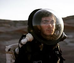 Bruno is from Argentina and a member of the Mars society-he's spending two weeks in the Mars Habitat in Utah living as if he were actually on Mars-which of course means always wearing your spacesuit when you're outside ..on assignment for #natgeo photo by @mrtoledano #marsociety #mars #utah #natgeo by natgeo