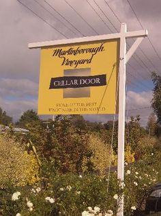 Martinborough Vineyard ~ Martinborough, New Zealand