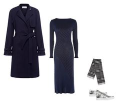 """""""winter15"""" by fancywan on Polyvore featuring A.L.C., Topshop and Burberry"""