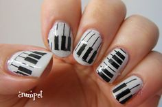 Chanel Matte Black Nail Polish | Zhila Nails IDeas