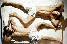 Jensen Ackles n Jared Padalecki .AKA Sam n Dean Winchester from Supernatural