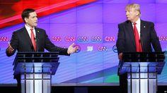 Republicanos debaten sobre Cuba, el islam y el clima