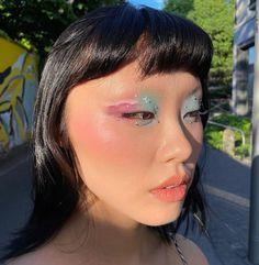 Makeup Inspo, Makeup Looks, Chokers, Beauty, Eyes, Fashion, Moda, Fashion Styles, Beauty Illustration