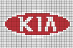 Fuse Beads, Hama Beads, Beading Patterns, Marvel Cross Stitch, 8 Bit Art, Pixel Pattern, Friendship Bracelet Patterns, Art Logo, Patterns