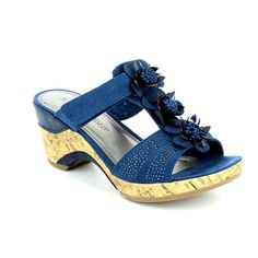 Summer 2016 sandals now in stock & online. Buy your Marco Tozzi summer sandals from Begg Shoes & Bags: www.beggshoes.com