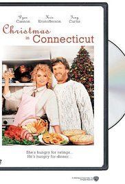 Christmas In Connecticut 1992 Watch Online. Elizabeth is the star of a successful cooking show and author of several cookbooks. But when her manager, Alexander sees forest ranger Jefferson, who lost his cabin in a fire, comment on TV...