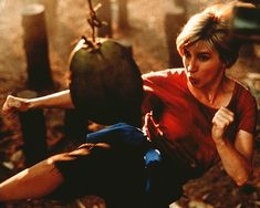 Cynthia Rothrock ...... Rothrock became one of the few Caucasian performers to achieve genuine stardom in the local Hong Kong film industry before achieving success in their own country