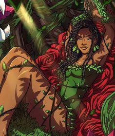 Black Cartoon Characters, Black Girl Cartoon, Dope Cartoon Art, Black Love Art, Black Girl Art, Art Girl, Black Art Painting, Black Artwork, Arte Black