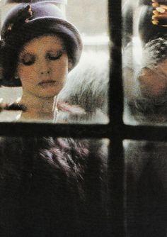 Photo by Sarah Moon for Nova, 1972.