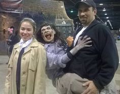 Popculthq, zombies, cosplay
